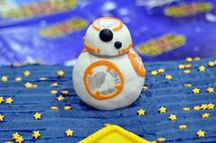 Cub Scouts Blue & Gold Ceremony Star Wars Cake 6 (rikkitikitavi) Tags: custom cake dessert vanilla chocolate buttercream fondant handsculpted handmade starwars r2d2 yoda stormtrooper chewbaca bb8 cubscout blueandgoldceremony bluegoldbanquet