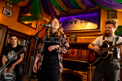 Saturday Unplugged: Victoria Mcdonnell