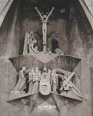 This is the front of the passion facade of the sangrada familia Barcelona. . . . . . #architecture #stockphotography #black-and-white #art #statue #stonecarving #monochrome #monument #illustration #facade #arch #mural #convent #placeofworship #building #s (justin.photo.coe) Tags: ifttt instagram this is front passion facade sangrada familia barcelona architecture stockphotography blackandwhite art statue stonecarving monochrome monument illustration arch mural convent placeofworship building stayabstract instagood draw artsy masterpiece abstracto beautiful creative picture graphic sketchbook drawing artoftheday justinphotocoe