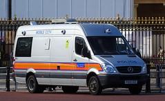 Metropolitan Police - P999 SEE (999 Response) Tags: metropolitan police p999see cctv london mobilecctv mercedes benz sprinter cctvvan themet bkj