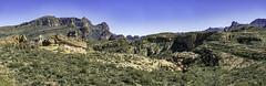 Arizona desert pano (TAC.Photography) Tags: pano panoramic panoramiclandscape arizona apachetrail d7500 2019yip 2019