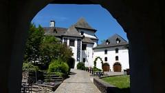 Château de Clervaux (jopol1955) Tags: schlossclerf châteaudeclervaux clervaux clerf klierf cliärref lëtzebuerg luxemburg luxembourg ösling ardennen ardennes