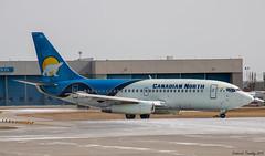 Canadian North | Boeing 737-2T2C(ADV) | C-GDPA | YUL (tremblayfrederick98) Tags: