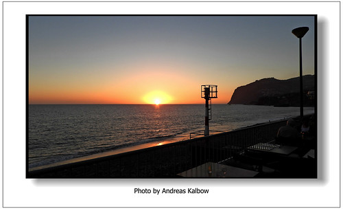 Andreas Kalbow Sonnenuntergang 2019.03.10 Madeira (2)