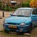 1992 Mazda 121 1.3i 16V LX