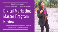 Digital Marketing Master Program Review (Vision Upliftment Academy) Tags: digitalmarketing seo smo socialmedia entrepreneur startup learn new course class training certification google cybersecurity