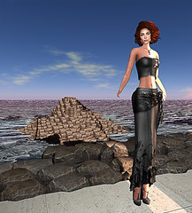 LuceMia - Swank Event (2018 SAFAS AWARD WINNER - Favorite Blogger - MISS ) Tags: swankevent skbw event topskirt sl secondlife mesh fashion creations blog beauty hud colors models lucemia