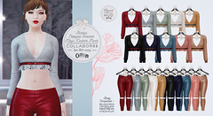 Collabor88 January 2019 (Maylee_Oh) Tags: fitted mesh maitreya belleza freya hourglass slink secret store second life fashion collabor88 maylee oh