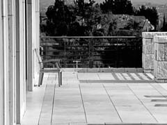 Chair (EmperorNorton47) Tags: alisoviejo sokauniversity california chair campus college university stilllife blackandwhite sunshine outdoors