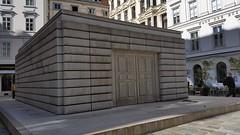 Holocaust Memorial (IES Abroad Alumni) Tags: 2018viennaalumniweekend 1968 1969 196869 vienna austria iesvienna reunion reunionweekend alumni alumniweekend