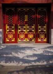 Closed Door In Forbidden City, Beijing, China (Eric Lafforgue) Tags: mg0233 architecture asia beijing buildingexterior builtstructure china chineseculture colorpicture day door famousplace forbiddencity history internationallandmark nopeople old outdoors pekin thepast traveldestinations vertical