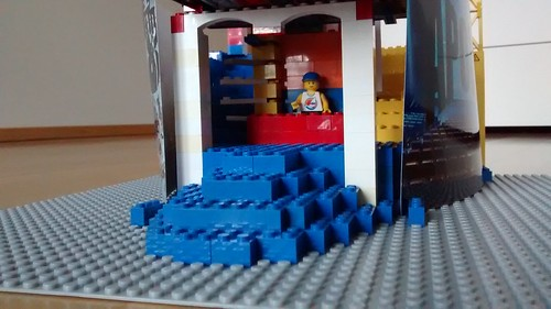 Cinema Lego MOC