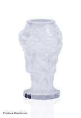 PRECIOSA_25529_vase Small Grape Harvest B (PRECIOSA ORNELA) Tags: preciosaornela desna since 1847 decorative traditionalczechglass glass figurine statuette hand made ashtray devotional