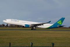 EI-EDY A330-302 Aer Lingus (eigjb) Tags: eiedy airbus a330 a330302 aer lingus irish jet transport airliner aircraft airplane plane spotting aviation livery dublin ireland airport eidw international collinstown