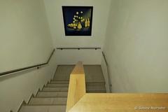 Modern (Sockenhummel) Tags: blunk hotel treppe treppenhaus zumaltenbahnhof stairway staircase escaliers stufen steps