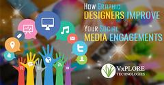 How Graphic Designers Improve Your Social Media Engagements (v-xploretechnologies) Tags: superior web page graphics responsive website design