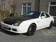 1997 Honda Prelude 2.0i Auto (Neil's classics) Tags: vehicle 1997 honda prelude 20i car