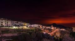 La Muela desde Vélez Blanco (Miguel Mora Hdez.) Tags: tokina 1116 velezblanco almeria velez nikon d7200 nocturna landscape paisaje pueblos