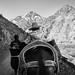 Mule ride through the Atlas mountains