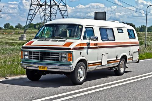 Dodge Ram 350 Camper 1981 (2229)
