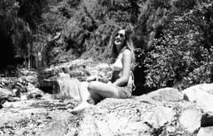 Vertova - 01 (bumbazzo) Tags: vertova bergamo italia italy montagna montagne mountain mountains ragazza ragazze modella modelle donna donne girl girls woman women model models portrait portraits ritratto ritratti bn bianco nero bianconero bw black white blackwhite analog analogico film pellicola kodak tmax