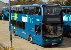 1230 HF18FFR (PD3.) Tags: go ahead goahead group gsc south coast eastleigh hampshire england uk bus buses psv pcv barton park hants dorset bluestar unilink 1230 hf18ffr hf18 ffr adl enviro 400 mmc