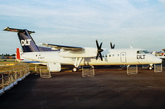 DLT DHC-8-300 (Martyn Cartledge / www.aspphotography.net) Tags: aerodrome aeroplane air aircraft airline airliner airplane airport aspphotography aviation cartledge civilairline civilairliner dbeat dash8 dehavilland dhc6 dhc8300 dlt flight fly flying flywinglets jet martyn plane runway transport wwwaspphotographynet wwwflywingletscom uk asp photography