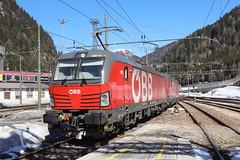ÖBB 1293 030-3 und 1293 009-7, Brennerpass (michaelgoll777) Tags: öbb 1293 vectron