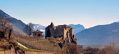 Castelbello (Kastelbell) (giorgiorodano46) Tags: marzo2019 march 2019 kastelbell castelbello ciardes tschars valvenosta vinschgau sudtirolo altoadige italy castello
