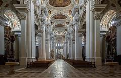 Dom St. Stephan (Passau) (Andreas Liwnskas) Tags: passau dom deutschland passauerdom baroquechurch barockkirche bayern barock baroque bavaria sakralbauten sakralarchitektur eglises europa eglisedebaroque andreasliwinskas architektur ausflugsziel motive