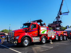 Complete Towing & Recovery's Kenworth T880 Dual Steer Recovery Truck (J Wells S) Tags: kenwortht880dualsteerrecoverytruck completetowingrecoverytruckservice kw wrecker towtruck kenworthwrecker chrome trao towingandrecoveryassociationofohio midwestregionaltowshow greatwolflodge mason cincinnati ohio