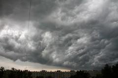 IMG_9987 (Сергей88) Tags: москва буря вешняки ураган гроза туча облако армагеддон передгрозой
