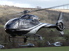 G-DLUX Eurocopter EC120 Helicopter (EBG Helicopters) Ltd (Aircaft @ Gloucestershire Airport By James) Tags: cheltenham heilpad gdlux eurocopter ec120 helicopter ebg helicopters ltd egbc james lloyds
