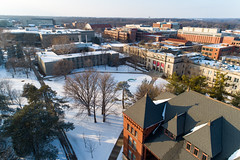 2019 - January - CHS - Snowy Winter Break Sunday-142-HDR.jpg (ISU College of Human Sciences) Tags: building winter forker campus buildings foodsciencebuilding morrill snow lagomarcino ringoflife drone campanile scenic palmer fshn chs mackay beauty