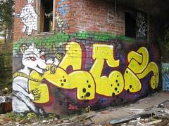 Pispala (Thomas_Chrome) Tags: graffiti streetart street art spray can wall walls fame gallery hof tampere suomi finland europe nordic legal pispala