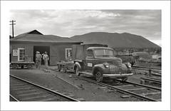 Vehicle Collection (9488) - Chevrolet (Steve Given) Tags: motorvehicle automobile workingvehicle southwestlumbermill mow chevrolet truck railroad 1950s arizona
