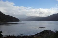 DSC01617 Loch Duich, Scotland (Fernando Sa Rapita) Tags: scotland escocia duich lochduich lake lago water agua blue azul seascape landscape paisaje eileandonan sony sonyrx100 sonydscrx100 highlands tierrasaltas ngc