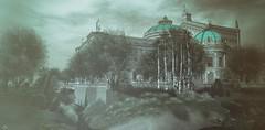 @ Royal Opera & Gardens...... (Skip Staheli *11 YEARS SL PHOTOGRAPHY*) Tags: skipstaheli secondlife building build vintage old royaloperagardens inworld landscape sim explore travel