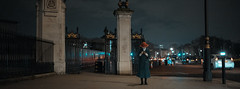 22,079 (Panda1339) Tags: 28mm nightphotography london ldn greenpark streetphotography 6524 buckinghampalace uk cinematic xpancrop