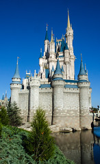 Cinderella Castle from West DSC_0083_edited-1 (John Dreyer) Tags: cinderellacastle magickingdom waltdisneyworld orlando florida nikon nikond5100 copyright2019johnjdreyer photocreditjohnjdreyer