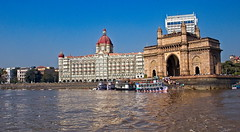 Taj Mahal Palace, Tower & the Gateway To India