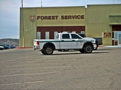 USFS Ranger 2/13/2019 (THE RANGE PRODUCTIONS) Tags: ram2500 dodge sierracountynm newmexico police partol car cop squad vehicle lawenforcement law forest range ranger usforestryservice