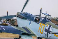 ME109 bouchon (WP_RAW) Tags: airshow