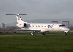 bmi Regional G-EMBJ (Scottish Photography Productions | David Pollock) Tags: bmi regional embraer erj145 gembj glasgow abbotsinch international airport egpf gla scotland