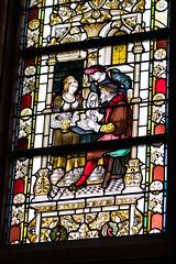 Stained glass miniature portraiture (quinet) Tags: 2017 amsterdam antik glasmalerei netherlands rijksmuseum ancien antique museum musée stainedglass vitrail