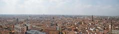 Verona View (Worthing Wanderer) Tags: verona italy spring april sunny city roman ruins architecture