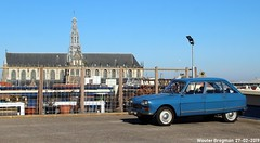 My Citroën Ami 8 Club (1970) (XBXG) Tags: 0953ms citroën ami 8 club 1970 citroënami8 citroënami ami8 blue bleu danube haarlem nederland holland netherlands paysbas musée automobile vintage old classic french car auto voiture ancienne française france vehicle outdoor