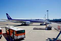 ANA B777-200ER (yuki_alm_misa) Tags: aircraft plane airplane 飛行機 boeing b777 b777200er ana 全日空