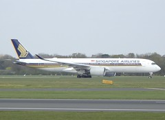 Singapore Airlines Airbus A350-941 9V-SMP (josh83680) Tags: manchesterairport manchester airport man egcc 9vsmp airbus airbusa350941 a350941 airbusa350900 a350900 singaporeairlines singapore airlines