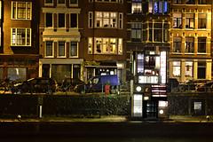 NATUURLIJK LICHT (jan_vrouwe) Tags: washingmachine vendingmachine microwave tv canal dock bollard herengracht light festival schippersgracht mekevrienten
